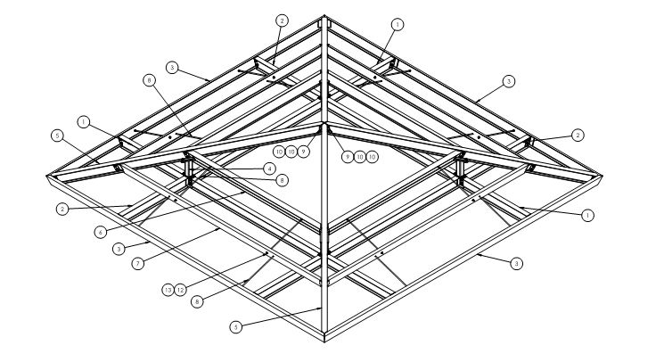 Trova Design Steel Detailing