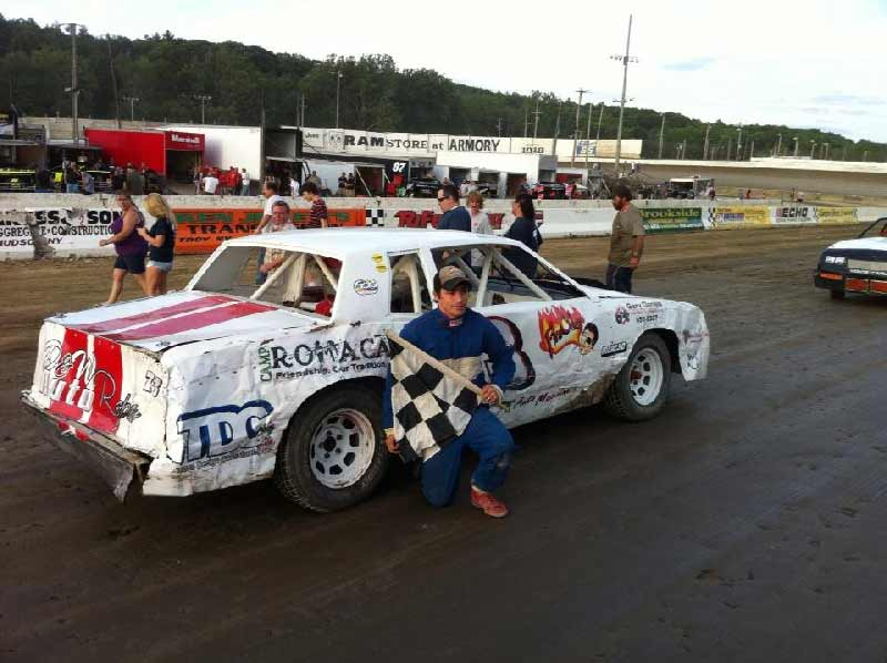 Olds Brothers Racing Win
